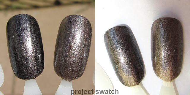 Maybelline 710 Metal Icon swatch