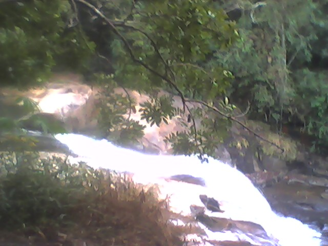 thommankuthu waterfalls, kerala eco tourism