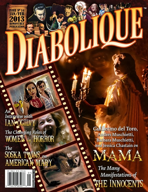 DIABOLIQUE Magazine Issue 14