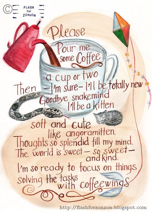 Coffee Poem.