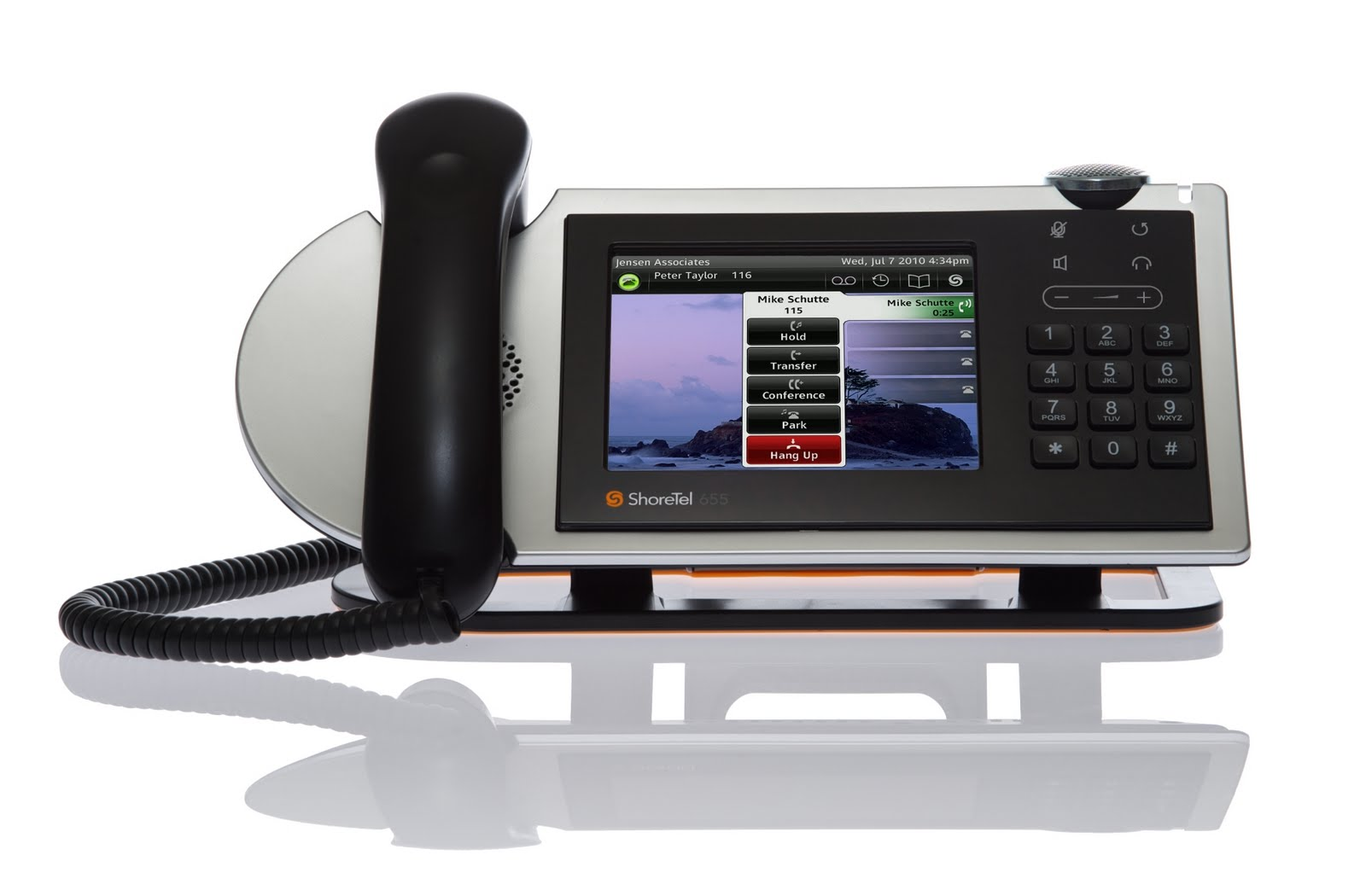 how to set up conference call on cisco ip phone