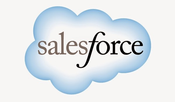 Salesforce Logo 2014