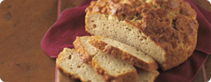 Bountiful Beer Bread