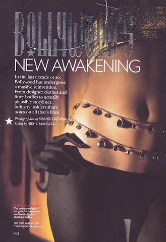 Vogue India Oct 2011