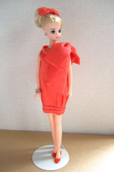 sack dress_orange