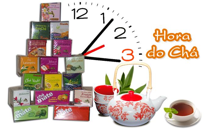 Hora do Chá Prenda