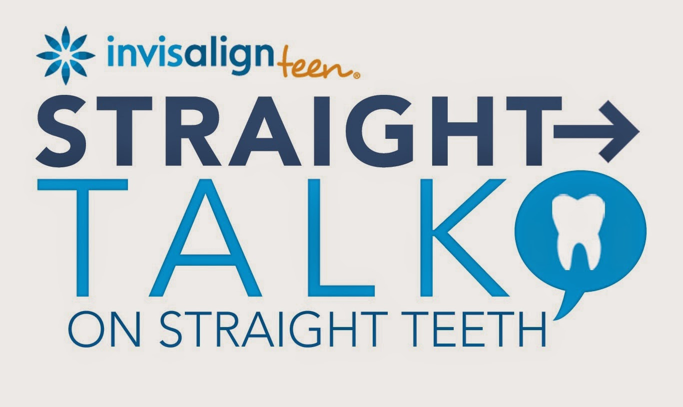 Straight Talk with Invisalign | The Economical Eater