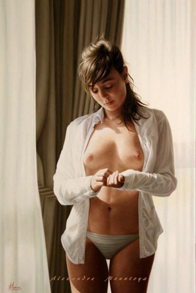 Puro Arte Sin Pudor Mujeres Ropa Desnudos Art Sticos