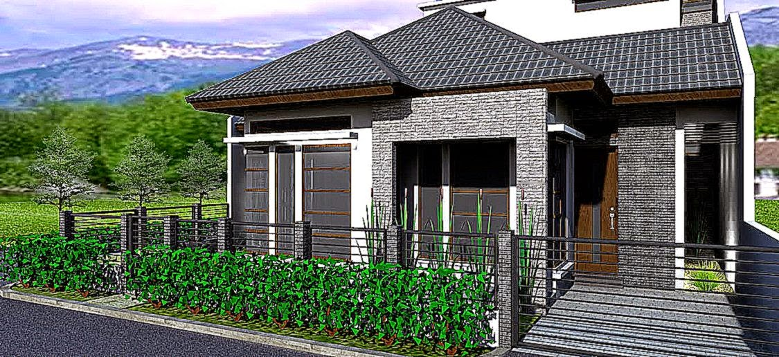 Rumah Minimalis Tampak Depan  Desain Rumah Minimalis   Desain