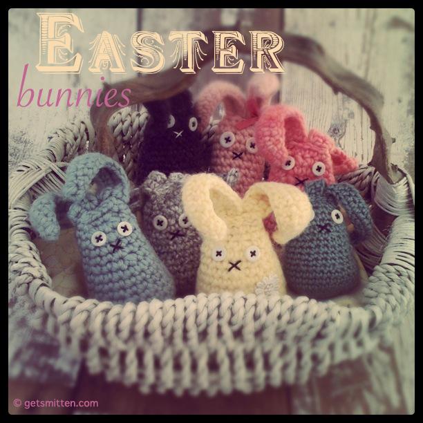 Get Smitten by Lisa Pocklington: *FREE* Crochet Easter ...
