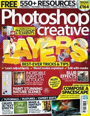 Photoshop Creative Magazine Issue 118 2014