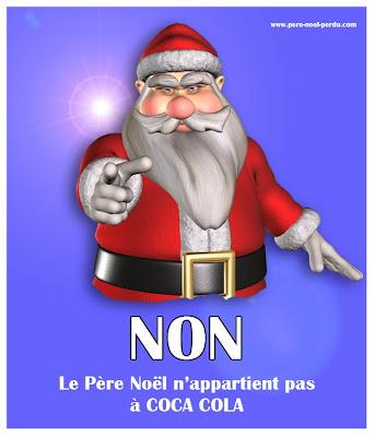 Le Père Noël existait avant Coca Cola