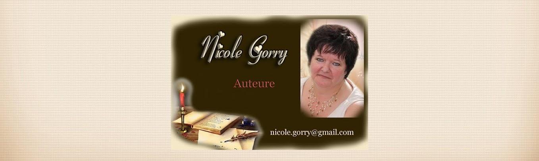 Nicole Gorry Auteure