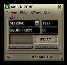 Inject AXIS N-ZONE 15 Agustus 2014
