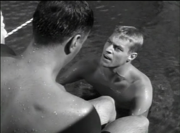 james franciscus blind