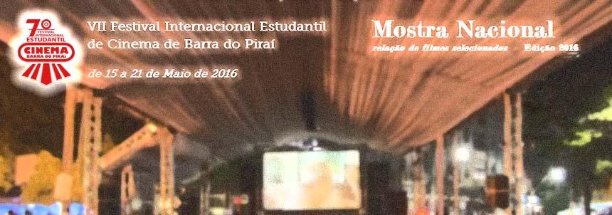 Festival Internacional Estudantil de Cinema de Barra do Piraí