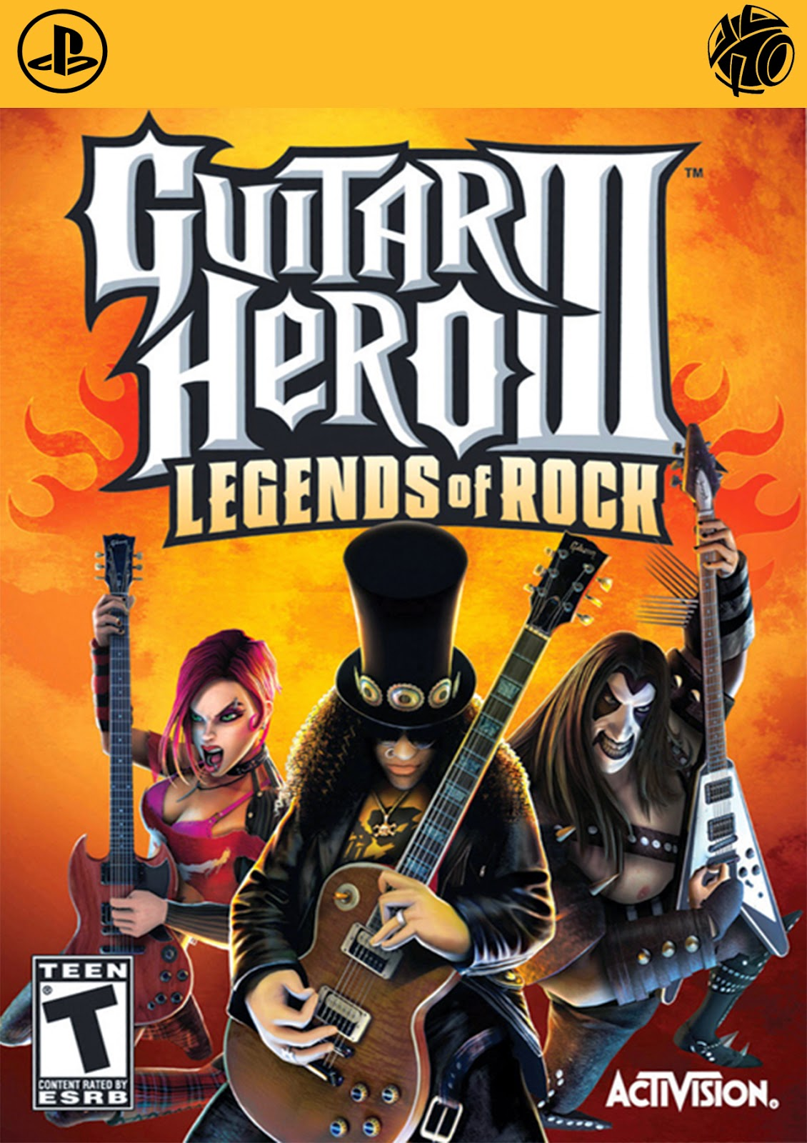 Guitar Hero 3 [PS2]