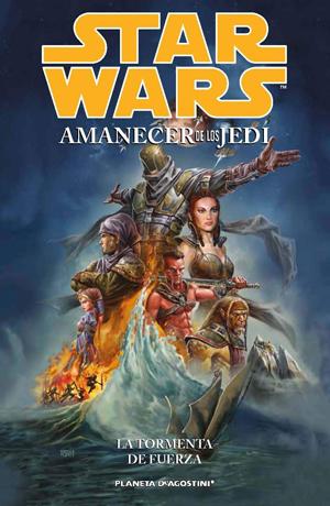 Star Wars - Amanecer de los Jedi 1