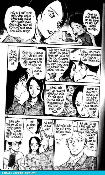 Detective Conan - Thám Tử Lừng Danh Conan chap 511 page 10 - IZTruyenTranh.com