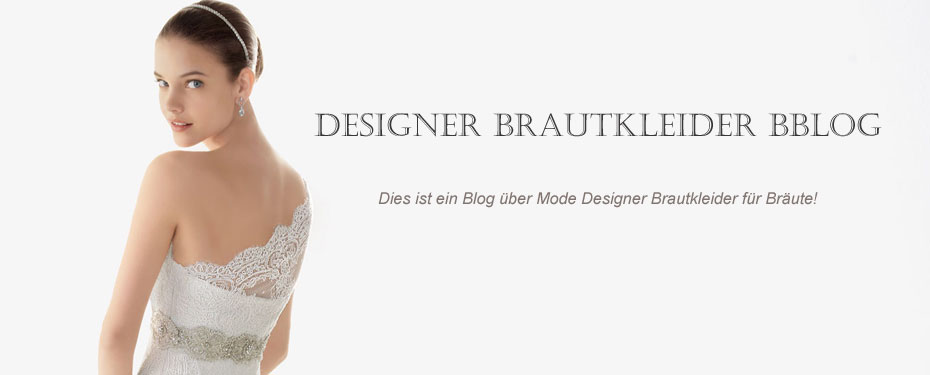 Designer Brautkleider Blog: April 2012