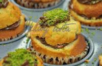 Çikolata Dolgulu Mini Kek Tarifi Mini Kek Tarifleri