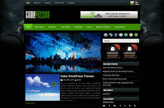 Game Passion WordPress Themes