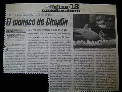 Crítica Diario Página 12