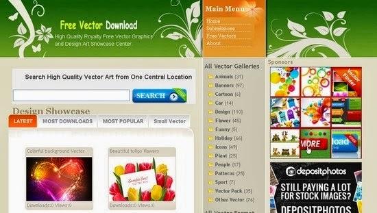 Situs Penyedia Vector Gratis Free Vector Download