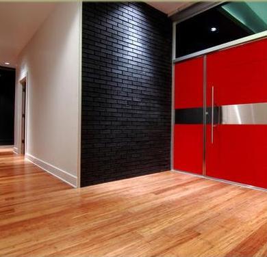 Fotos y dise os de puertas puertas de dise o exterior for Disenos de puertas de madera para exterior