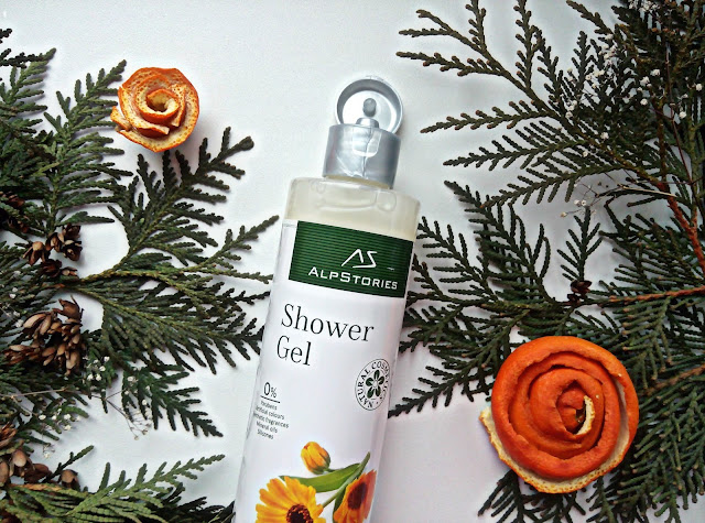 AlpStories Shower Gel Marigold