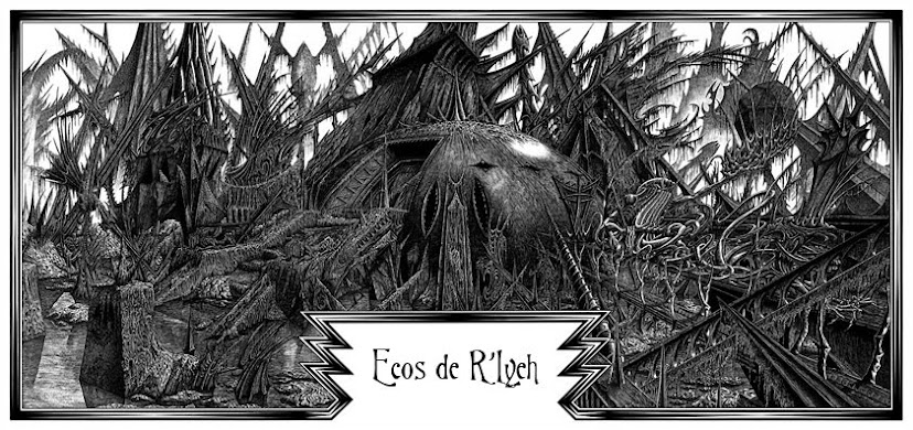 ECOS DE R&#39;LYEH