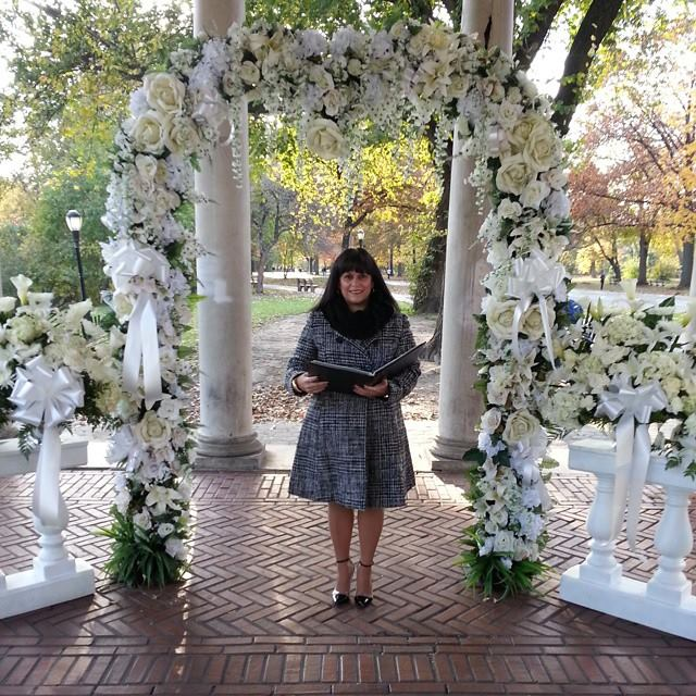 Adelaida Avila Wedding Officiant