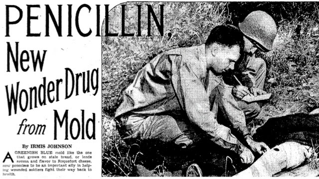the history and use of penicillin Welcome to medical news today healthline media, inc would like to process and share personal data (eg, mobile ad id) and data about your use of our site (eg.