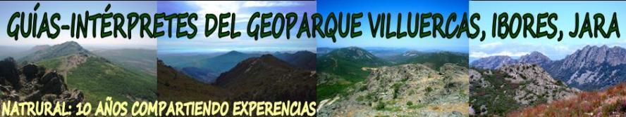 GUÍAS DEL GEOPARQUE VILLUERCAS, IBORES, JARA