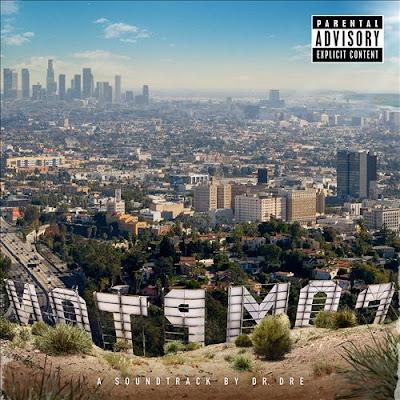 """DR. DRE """"Compton: A Soundtrack by Dr. Dre"""""""