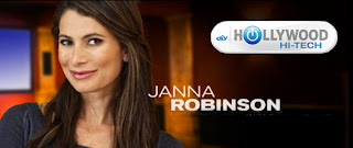 Janna Robinson, Hollywood Hi-Tech, Ace Broadcasting