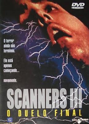 Baixar Filme Scanners 3: O Duelo Final   Dublado Download