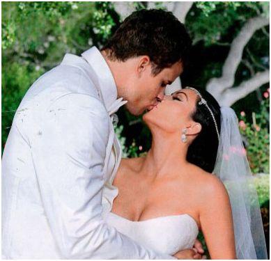 Kim Kardashian Kiss Foreplay