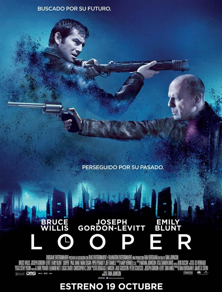 Asesino del Futuro / Looper (2012)