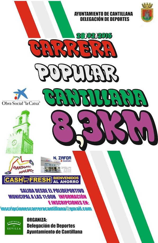 CARRERA POPULAR VILLA DE CANTILLANA