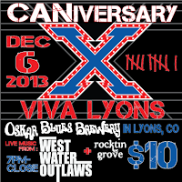 Oskar Blues 11th CANiversary