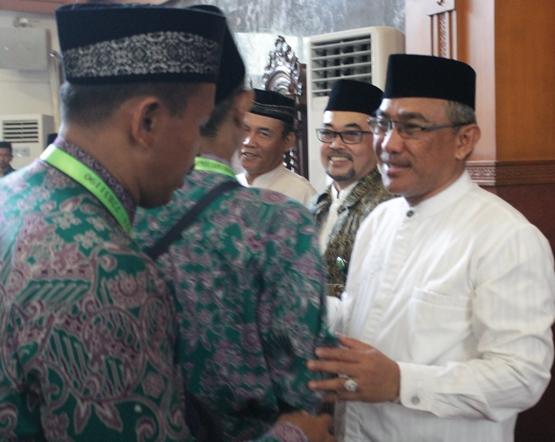 Jamaah Haji Keloter Depok Utuh