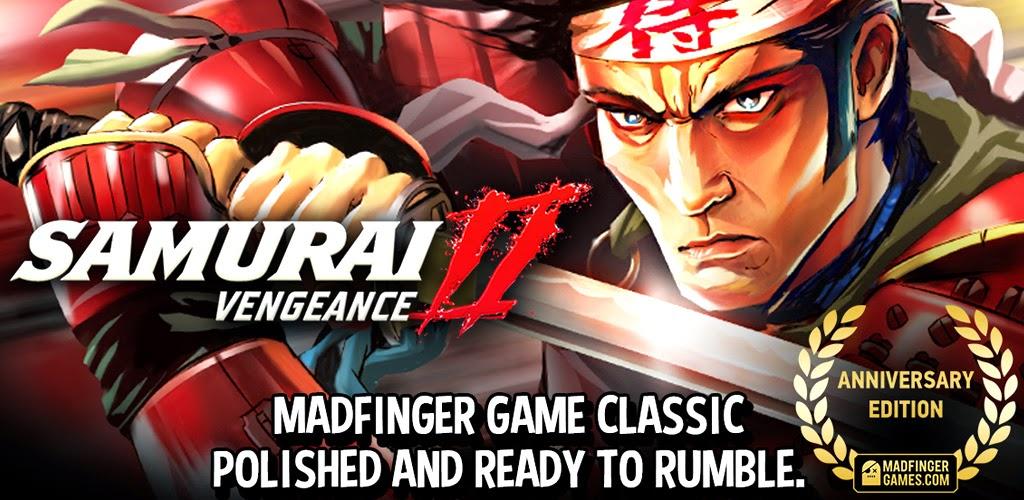 Samurai II: Vengeance v1.1 APK Mod