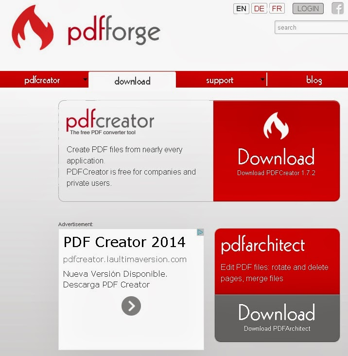 pdf creator for xp free download