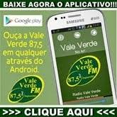 Aplicativo Vale Verde FM