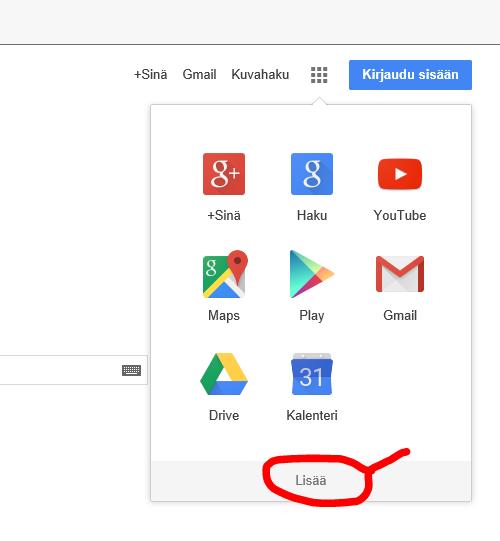 gmail com luo tili Kauniainen