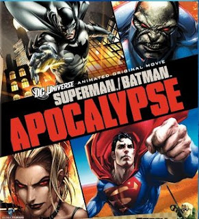 Superman Batman Apocalypse review
