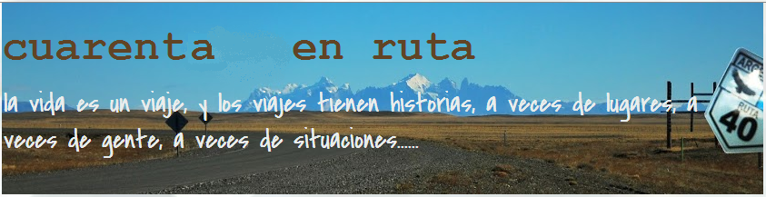Ruta Nacional 40 Turismo Argentina