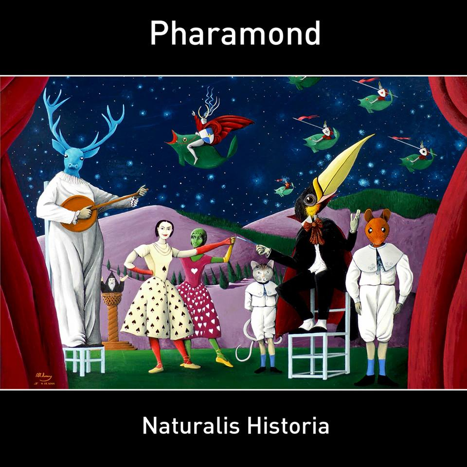 Pharamond - Naturalis Historia