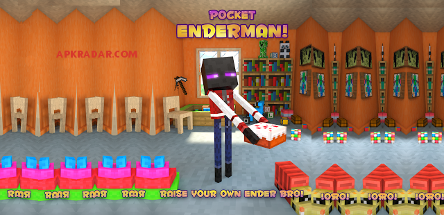 Enderman-Minecraft-Edition